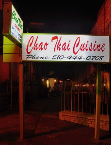 Chao Thai Entry