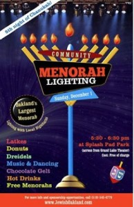 MenorahLighting