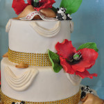 Boniere Bakery Good Luck Cake