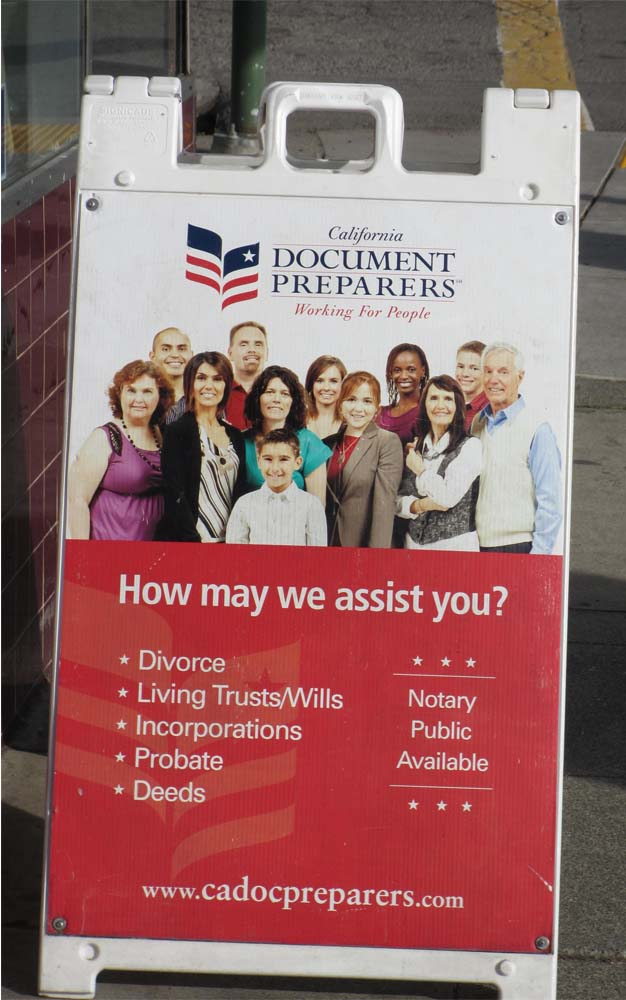 Grand Avenue West Of Blog April - Legal document preparation business