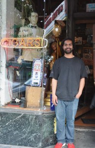 Leo Havea at Grand Lake Smoke Shop