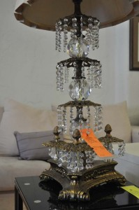 Liberace Lamp?