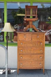 Antique Oak at Urban Furniture