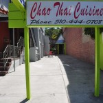 New Paving at Chao Thai