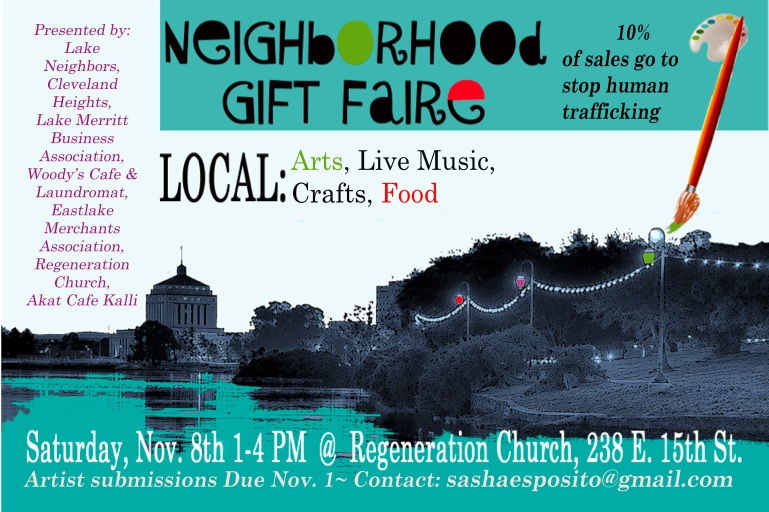 NeighborhoodGiftFaireNov.8
