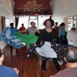 Bomba Dance Class