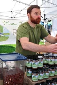 Chris Sitzmann at Grand Lake Market