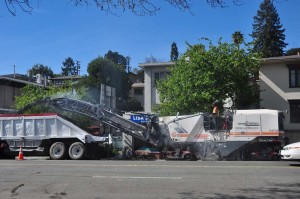Grand Ave. Street Repaving