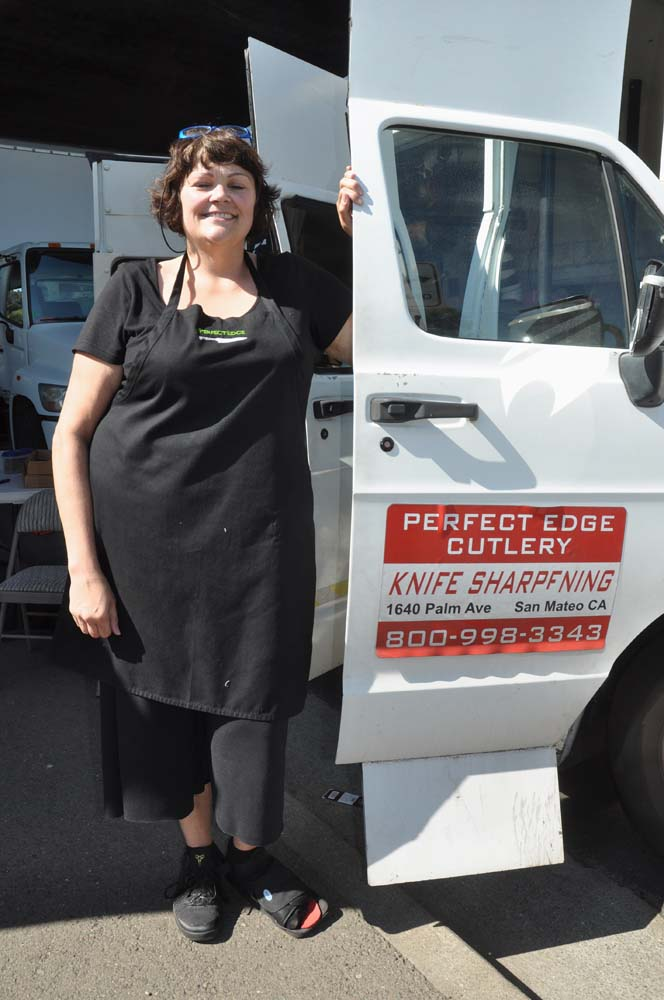 Diane from Perfect Edge Cutlery
