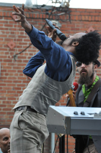 Fantastic Negrito at Block Party -  2