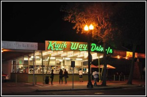 Kwik Way--Back to the Future