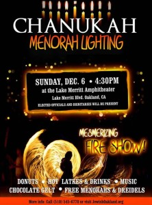 MenorahLightingPoster
