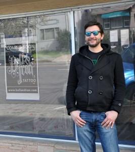Joe Paul at Bell & Iron