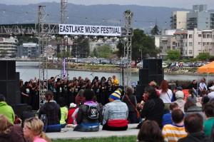 Gospel Choir at Eastlake Music Festival