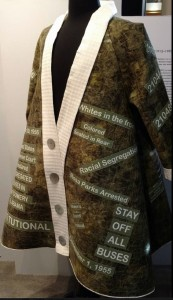Rosa Parks Coat