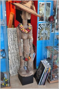 Bambara at Baraka