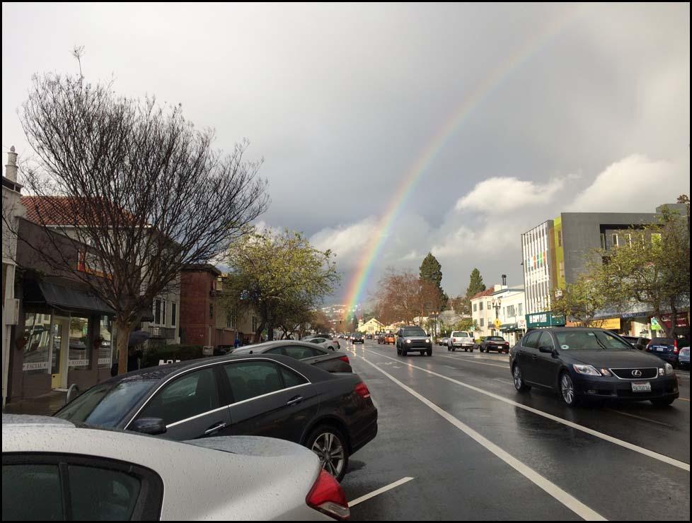 Lou Grantham's Rainbow