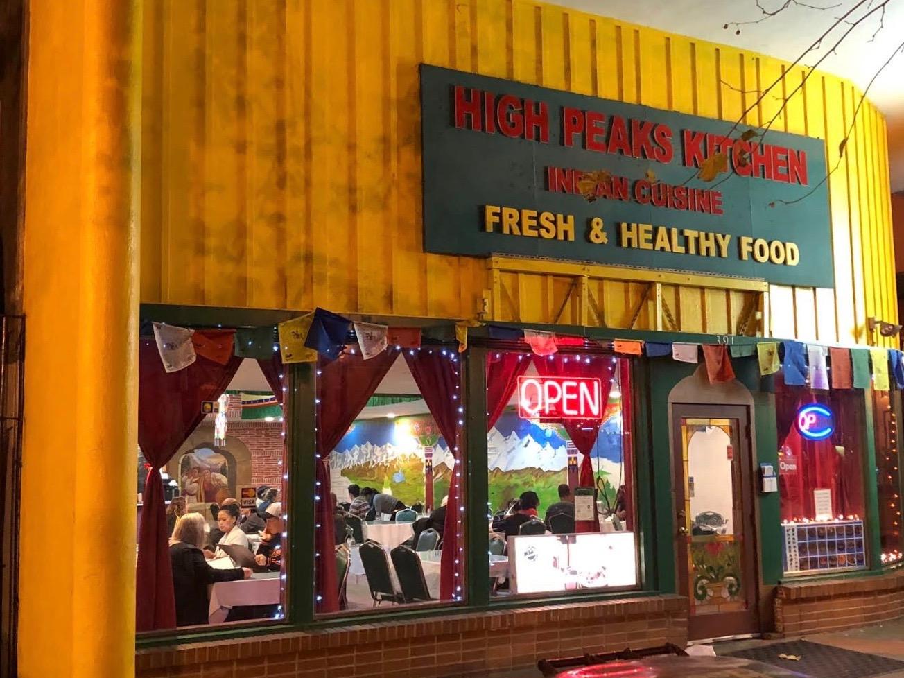 Indian Cuisine Tibetan Style Just Grand