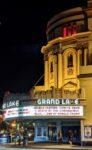 Grand Lake Theater - Covid-19 message