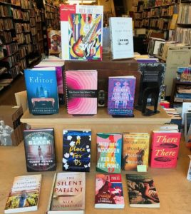 The Bookmark Bookstore Now Open for Shopping by Appointment